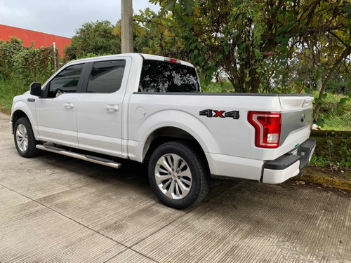 ford lobo 5.0l doble cabina xlt v8 4x4 at 2016