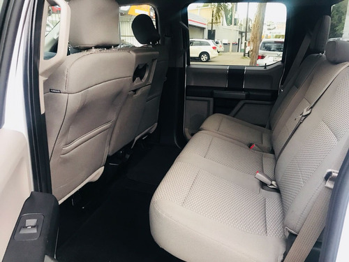 ford lobo 5.0l doble cabina xlt v8 4x4 at 2017