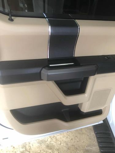 ford lobo 5.0l doble cabina xlt v8 4x4 at 2018