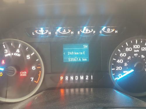 ford lobo 5.0l xlt cabina doble 4x4 mt 2015