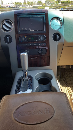 ford lobo 5.4 king  doble cabina ranch 4x4 mt