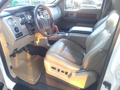 ford lobo 5.4 lariat cabina doble 4x2 at