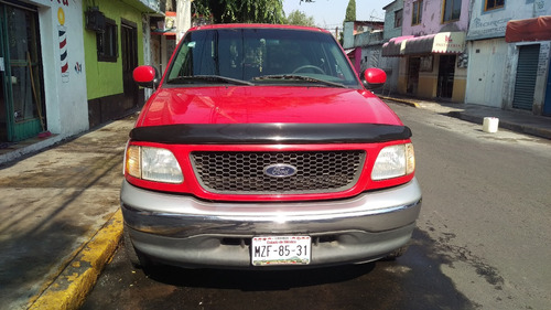 ford lobo 5.4 lariat cabina doble 4x2 mt