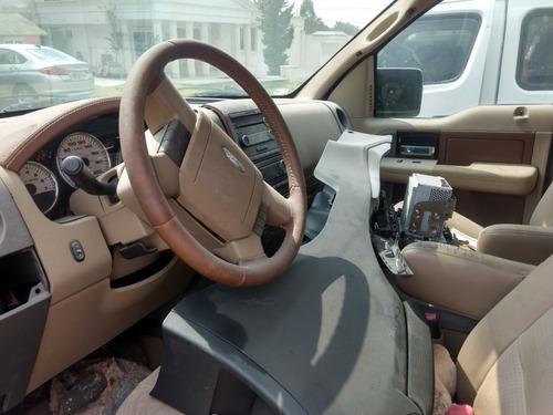 ford lobo 5.4 lariat cabina doble 4x4 mt 2008