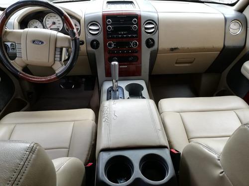 ford lobo 5.4 lariat cabina doble 4x4 mt