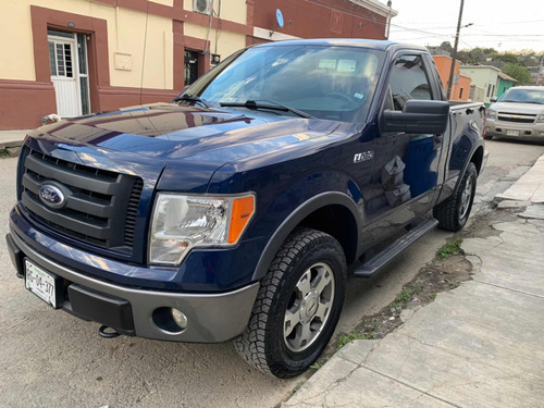 ford lobo 5.4 sport fx4 cabina regular 4x4 mt 2009