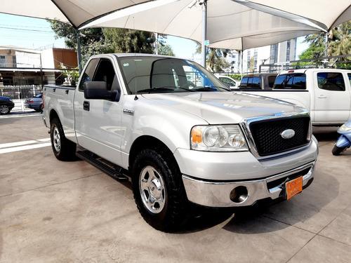 Ford Lobo 2007  Aut  4x2  Plata  Exceletes Condiciones