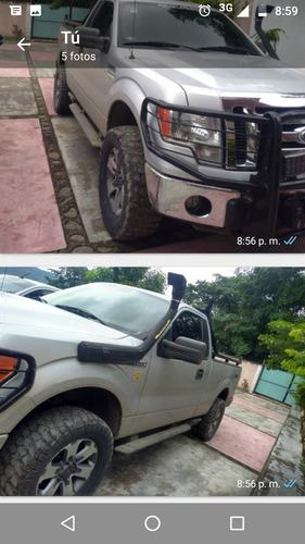 ford lobo cab regular 4x4 2011