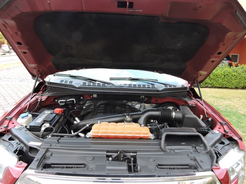 ford lobo lariat 4x2 2016 unico dueño, tomamos auto