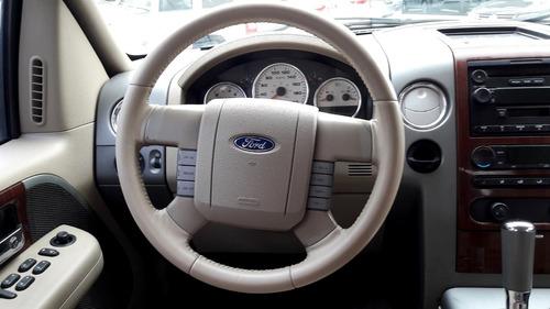 ford lobo lariat cabina doble 2007 excelentes condiciones
