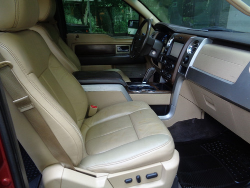ford lobo lariat crew cab 4x4 v8 triton 2014