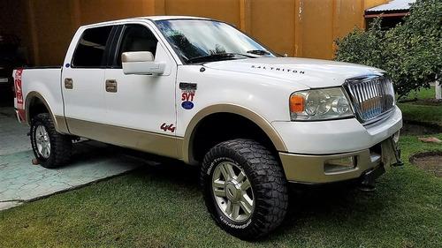 ford lobo lariat equipada 4x4