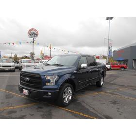 Ford Lobo Platinum 2015