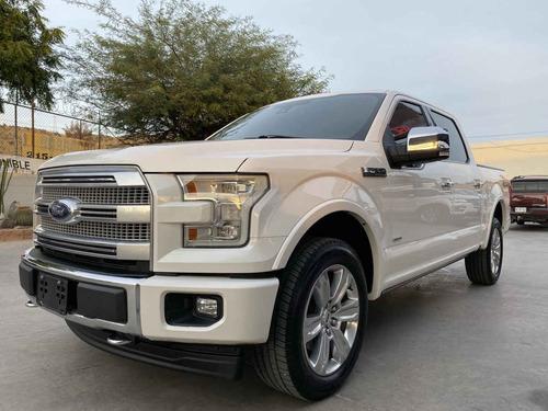 ford lobo platinum 2017