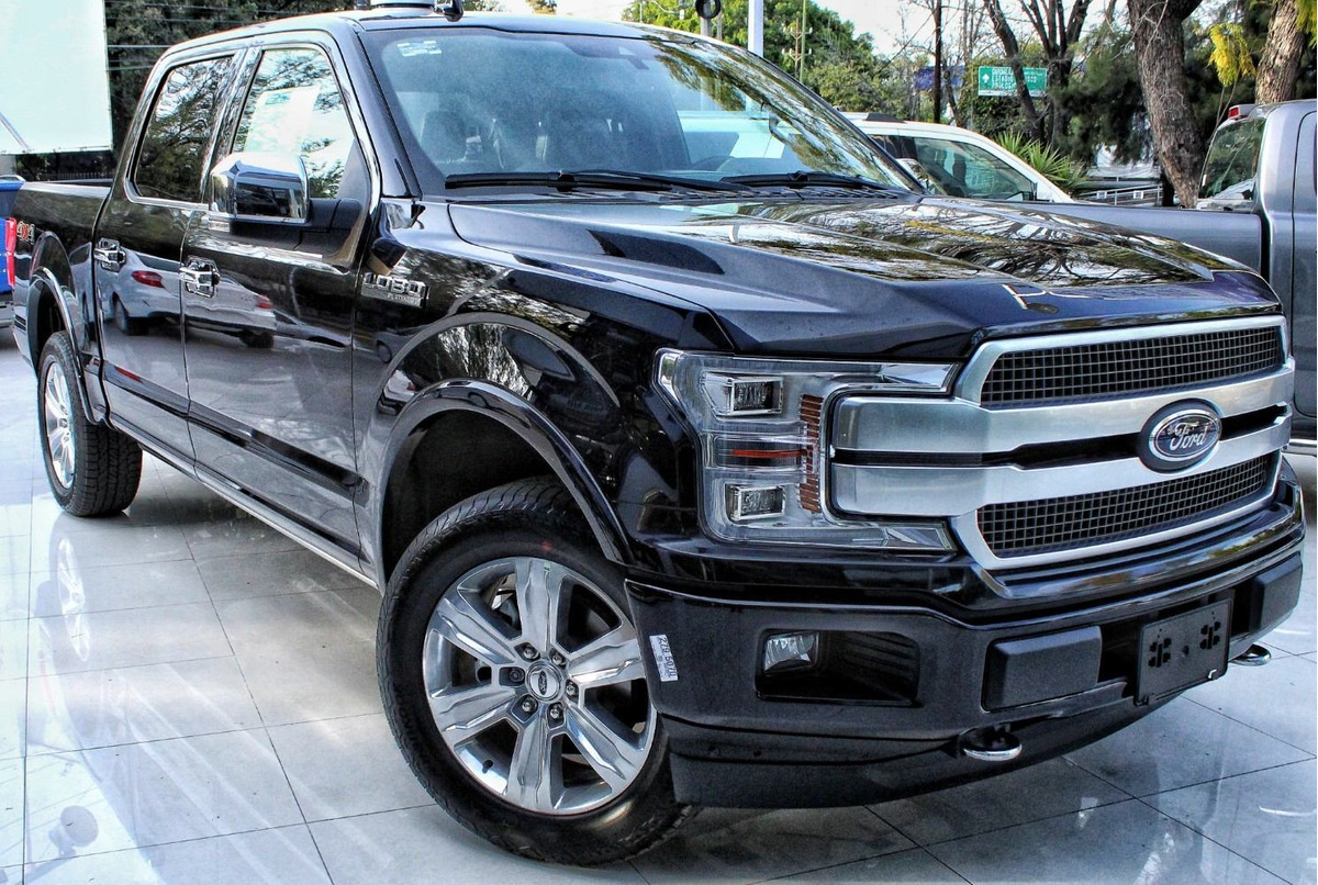ford lobo platinum 2020 precio especial 0 kms   960000
