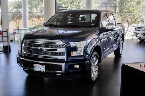 ford lobo platinum 4x4 2015 blindada nivel 2