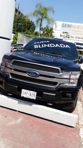 ford lobo platinum blindada 5