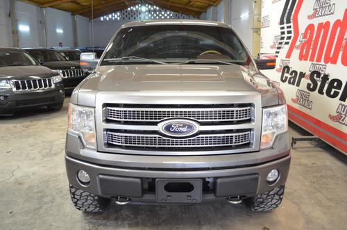 ford  lobo platinum doble cabina  4x4  v8  2010