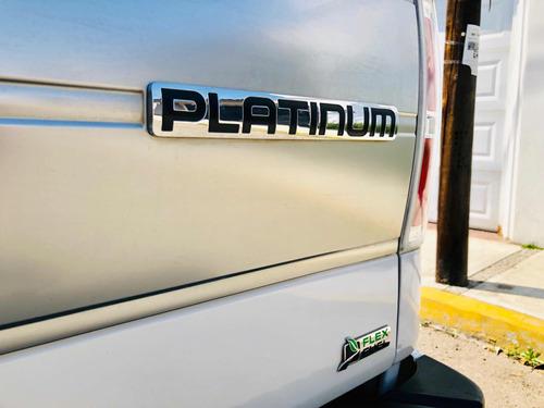 ford lobo platinum edicion especial 4x4 gps dvd como nueva