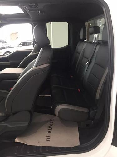 ford lobo raptor super cab 4x4 2018