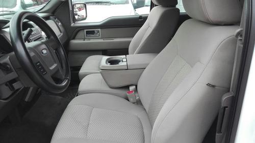ford lobo xlt cab 1/2 2010