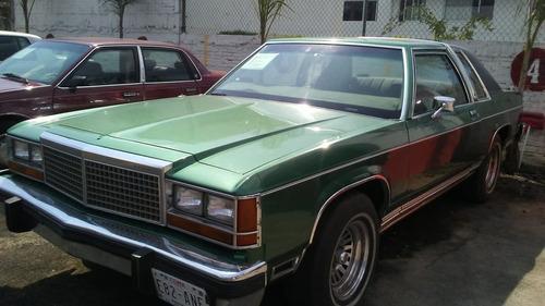 ford ltd 1981