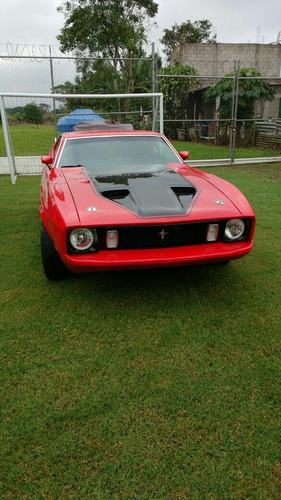 ford mach one 1973