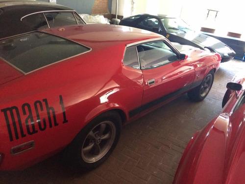 ford mach one 1973