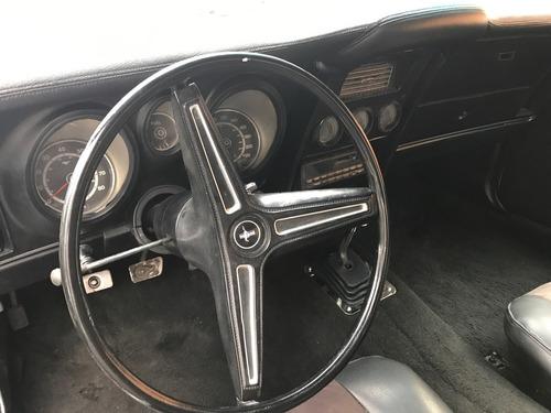 ford mach one 73
