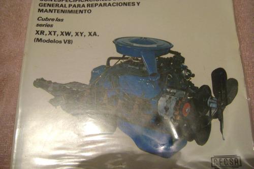 ford.  manuales para el taller . cecsa