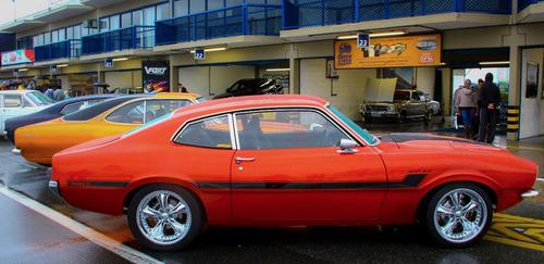 ford maverick 1974 - v8 347 preparado...