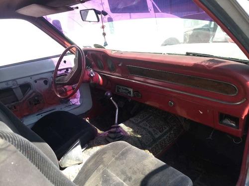 ford maverick 1977 por partes