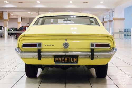 ford maverick 4cil 1976 76 - único dono - original - premium