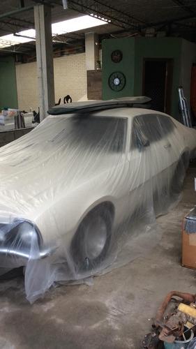 ford maverick coupê super luxo 1977