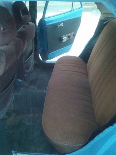ford maverick sin motor ni caja en buenas condiciones genera