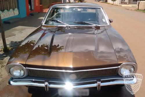 ford maverick sl 1975 75 - 6 cilindros - original 4p