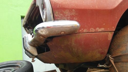 ford maverick super todo original 4cc baixado no detran