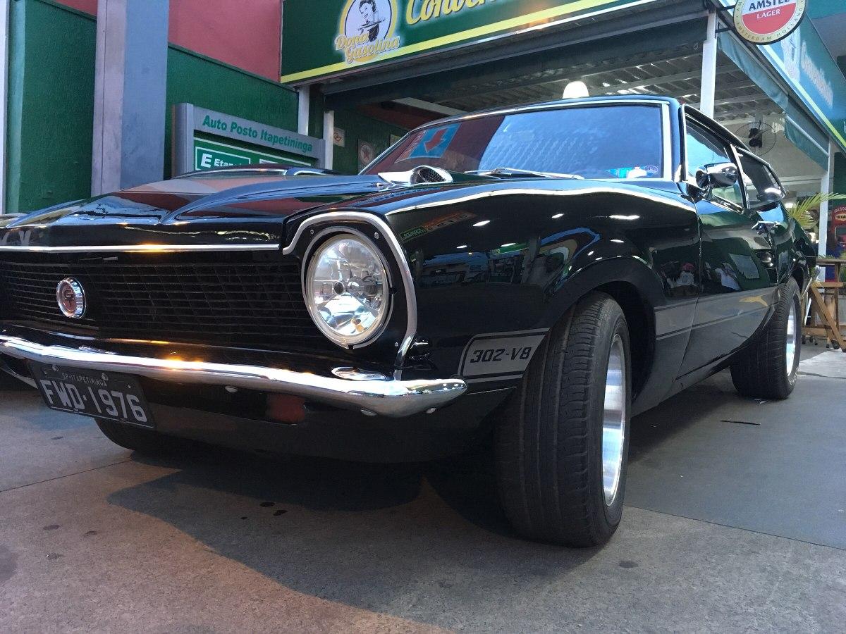 Buscar Carros Baratos >> Ford Maverick V8 302 Gt Placa Preta Do Ano Dele 1976 Unico - R$ 110.000 em Mercado Libre