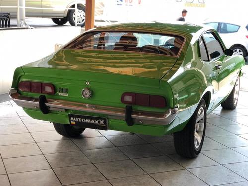ford maverik 1978 super luxo 2.3