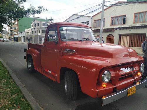 ford mercury f-100 1954