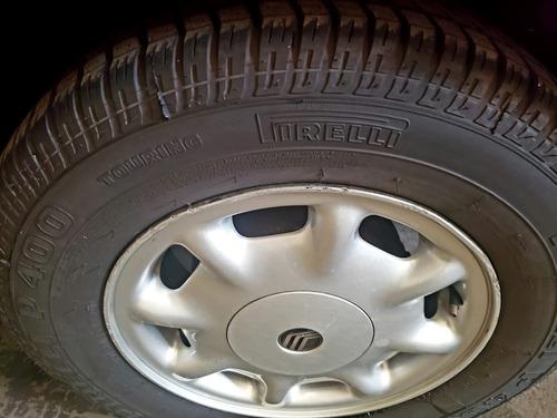 ford mercury mystique gs - 1995 (raridade)