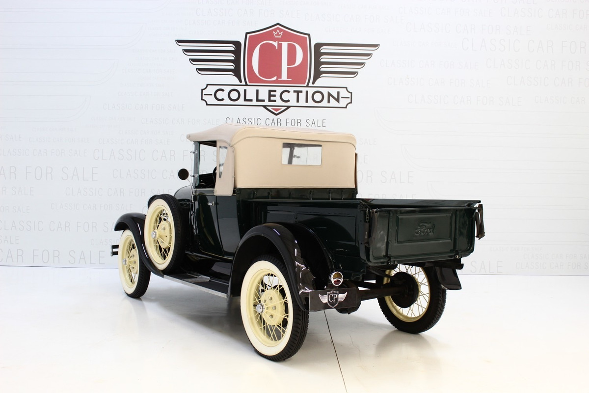 Ford Model A - Tags 1929 Pickup Barata Chevrolet Comercial