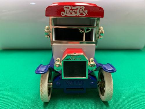 ford modelo t 1912 pepsi cola a escala