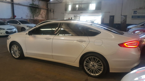 ford mondeo 2.0 se ecoboost at 240cv 2016 impecable