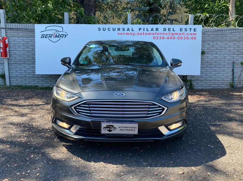 ford mondeo 2.0 sel 2017