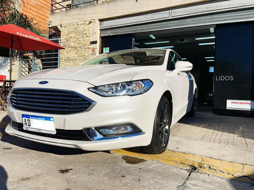 ford mondeo 2.0 sel 2018