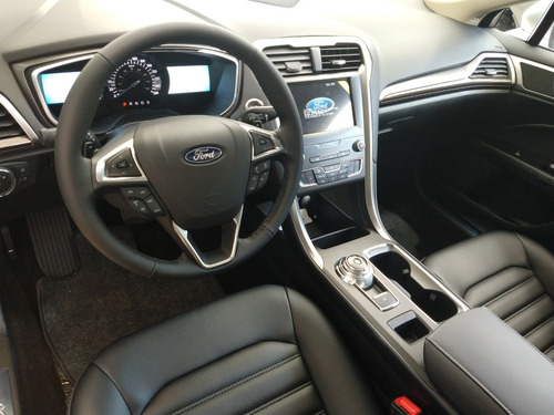 ford mondeo 2.0 sel at