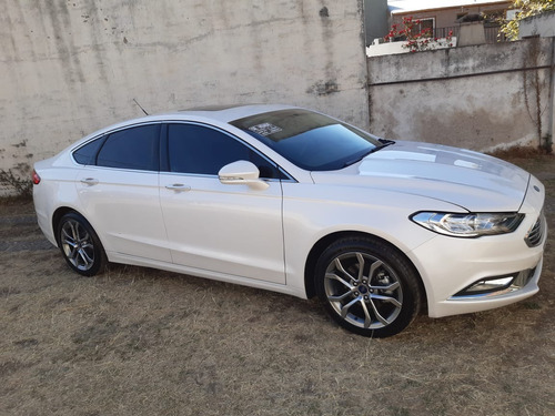 ford mondeo 2.0 sel ecoboost at 2017