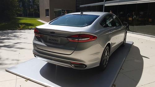 ford mondeo 2.0 titanium 0km 2018 mc