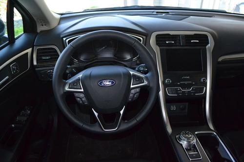 ford mondeo 2.0 titanium 2020 0km 4 puertas // forcam gf10